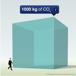 Tonelada de CO2
