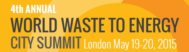 World Waste to Energy City Summit 2015