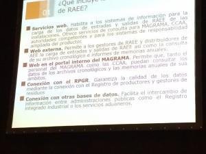 Plataforma E-RAEE